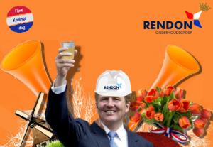 Koningsdag Groningen Gaswinning en Aardbevingen Rendon